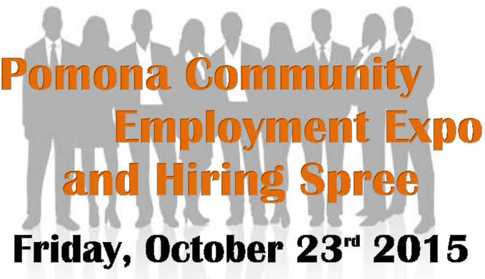 Pomona Fall Hiring Spree