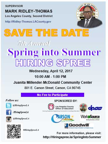 2017 spring into summer flyer